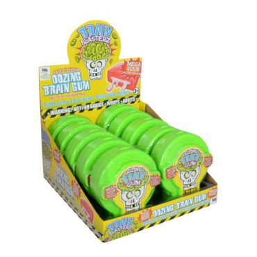 BRAIN BLASTERZ OOZING BRAIN GUM