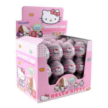 BIP HELLO KITTY CHOCOLATE EGG