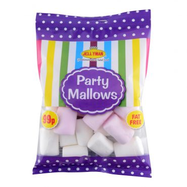 JELLYMAN PINK & WHITE MALLOWS