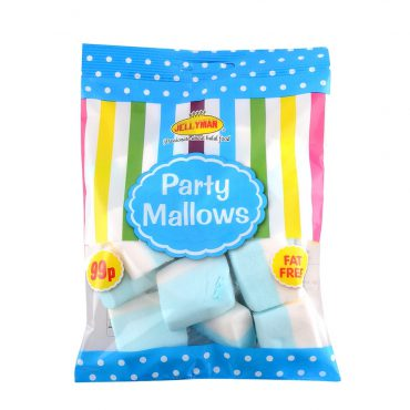 JELLYMAN BLUE & WHITE MALLOWS