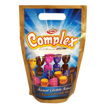 CG COMPLEX MILKY COMPOUND CHOCOLATE WITH FLAVOURED CREAM