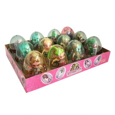 PRESTIGE MONSTER GIRL PLASTIC EGG
