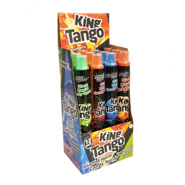 KING TANGO ASSORTED SPRAY