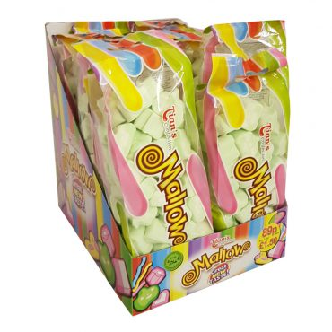 TIANS MARSHMALLOW APPLE FLAT BAG APPLE