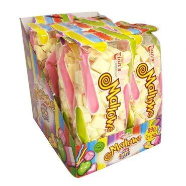 TIANS MARSHMALLOW STRAWBERRY&VANILLA FLAT BAG DUCK