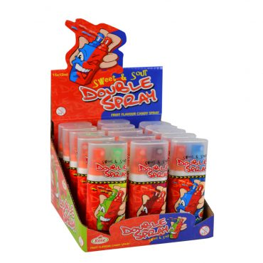DOUBLE SPRAY CANDY