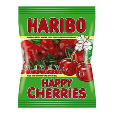 (BLUE)HARIBO HAPPY CHERRY-MUTLU KIRAZLAR