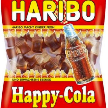 (BLUE)HARIBO HAPPY COLA-MUTLU KOLA