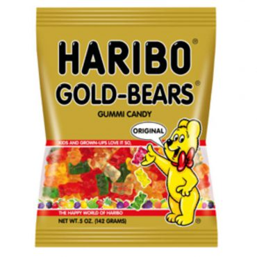 (BLUE)HARIBO GOLDEN BEAR-ALTIN AYICIK