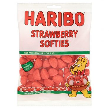 (BLUE)HARIBO STRAWBERRY-CILEK