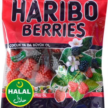 (BLUE)HARIBO BERRIES-BOGURTLEN
